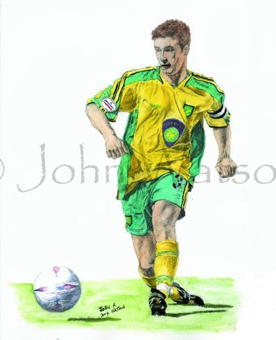 Norwich  city  footballers